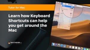 Keybard Shortcuts on the Mac
