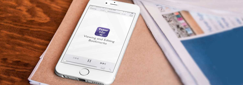 Tutor for Safari on the iPhone