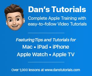 Dan's Tutorials