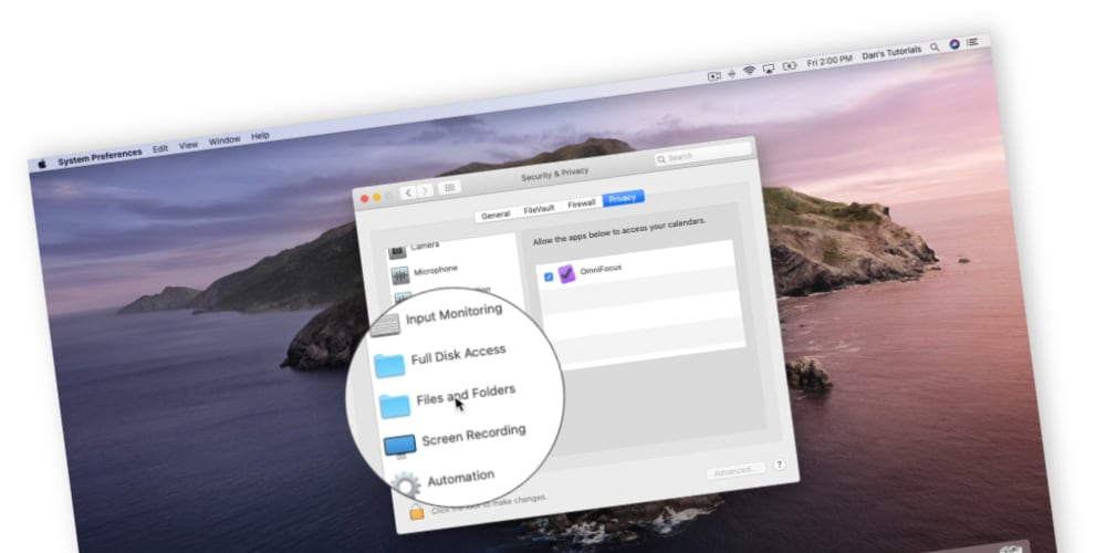 New Security Features in macOS Catalina