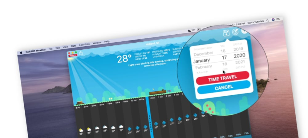 Catalyst Apps in macOS Catalina