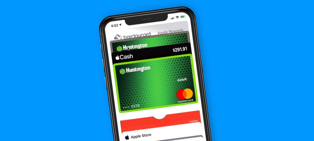 Wallet and Apple Pay on the iPHone