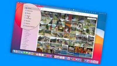 Learn how to get around the Photos app on the Mac.